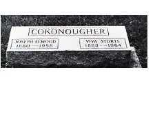 COKONOUGHER, VIVA - Ross County, Ohio | VIVA COKONOUGHER - Ohio Gravestone Photos