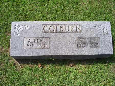 COLBURN, STELLA - Ross County, Ohio | STELLA COLBURN - Ohio Gravestone Photos