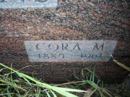 COLLINS, CORA M. - Ross County, Ohio   CORA M. COLLINS - Ohio Gravestone Photos