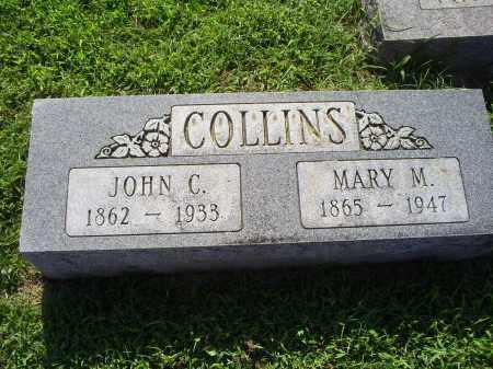 COLLINS, MARY M. - Ross County, Ohio | MARY M. COLLINS - Ohio Gravestone Photos