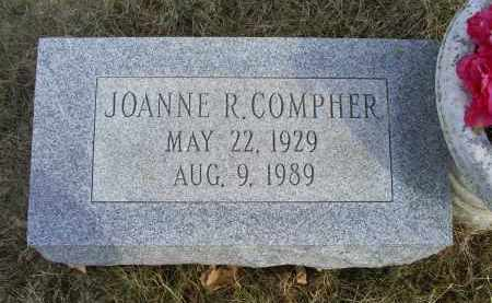 COMPHER, JOANNE R. - Ross County, Ohio | JOANNE R. COMPHER - Ohio Gravestone Photos