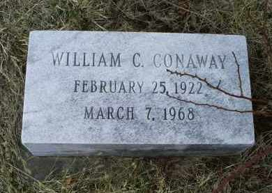 CONAWAY, WILLIAM C. - Ross County, Ohio | WILLIAM C. CONAWAY - Ohio Gravestone Photos