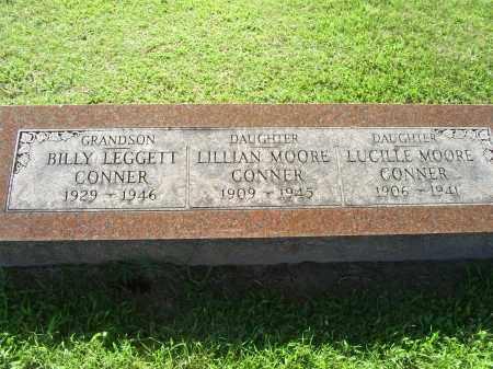 CONNER, LUCILLE - Ross County, Ohio | LUCILLE CONNER - Ohio Gravestone Photos