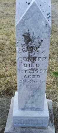 CONNER, FELIX A. - Ross County, Ohio | FELIX A. CONNER - Ohio Gravestone Photos
