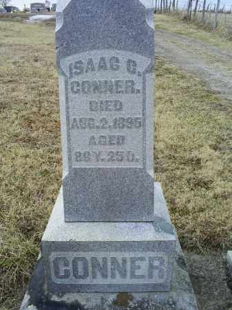 CONNER, ISAAC C. - Ross County, Ohio | ISAAC C. CONNER - Ohio Gravestone Photos
