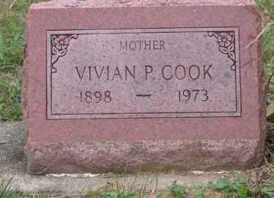COOK, VIVAN - Ross County, Ohio | VIVAN COOK - Ohio Gravestone Photos
