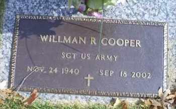COOPER, WILLIAM R. - Ross County, Ohio   WILLIAM R. COOPER - Ohio Gravestone Photos