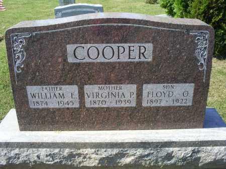 COOPER, WILLIAM E. - Ross County, Ohio | WILLIAM E. COOPER - Ohio Gravestone Photos