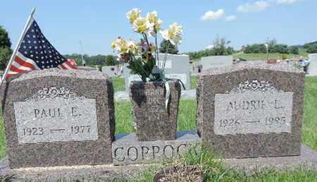 COPPOCK, AUDRIE L - Ross County, Ohio | AUDRIE L COPPOCK - Ohio Gravestone Photos