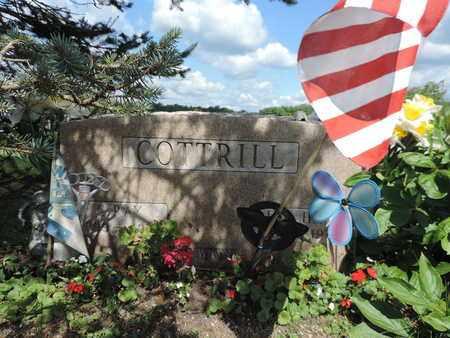 COTTRILL, C. RAY - Ross County, Ohio | C. RAY COTTRILL - Ohio Gravestone Photos