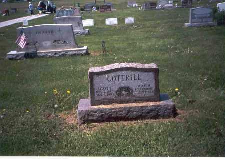 COTTRILL, VIOLA  A. - Ross County, Ohio | VIOLA  A. COTTRILL - Ohio Gravestone Photos