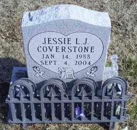 COVERSTONE, JESSIE L. J. - Ross County, Ohio   JESSIE L. J. COVERSTONE - Ohio Gravestone Photos