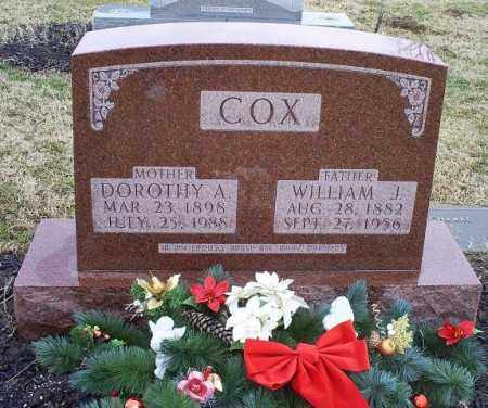 COX, WILLIAM J. - Ross County, Ohio | WILLIAM J. COX - Ohio Gravestone Photos
