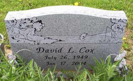 COX, DAVID L. - Ross County, Ohio | DAVID L. COX - Ohio Gravestone Photos