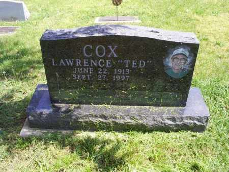 "COX, LAWRENCE ""TED"" - Ross County, Ohio 