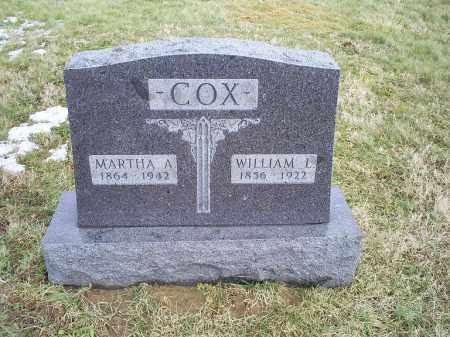 COX, WILLIAM L. - Ross County, Ohio | WILLIAM L. COX - Ohio Gravestone Photos