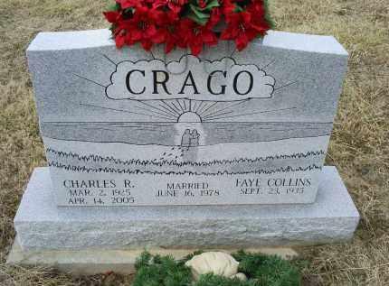 CRAGO, CHARLES R. - Ross County, Ohio   CHARLES R. CRAGO - Ohio Gravestone Photos