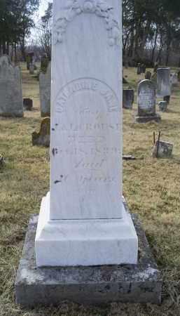 CROUSE, CATHARINE - Ross County, Ohio   CATHARINE CROUSE - Ohio Gravestone Photos