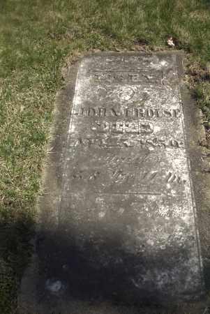 CROUSE, MARY - Ross County, Ohio | MARY CROUSE - Ohio Gravestone Photos