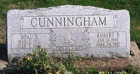 CUNNINGHAM, OPAL B. - Ross County, Ohio | OPAL B. CUNNINGHAM - Ohio Gravestone Photos