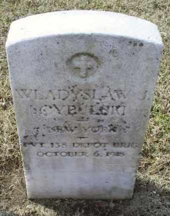 CYBULSKI, WLADYSLAW J. - Ross County, Ohio | WLADYSLAW J. CYBULSKI - Ohio Gravestone Photos