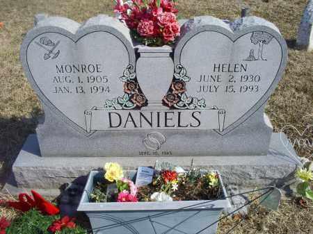 DANIELS, HELEN - Ross County, Ohio | HELEN DANIELS - Ohio Gravestone Photos