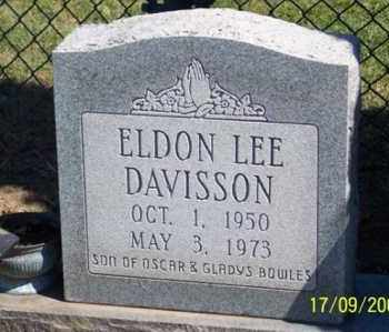 DAVISSON, ELDON LEE - Ross County, Ohio   ELDON LEE DAVISSON - Ohio Gravestone Photos