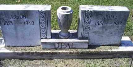 DEAL, ADILLA - Ross County, Ohio | ADILLA DEAL - Ohio Gravestone Photos