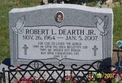 DEARTH, ROBERT L. JR. - Ross County, Ohio | ROBERT L. JR. DEARTH - Ohio Gravestone Photos