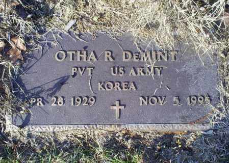 DEMINT, OTHA R. - Ross County, Ohio | OTHA R. DEMINT - Ohio Gravestone Photos