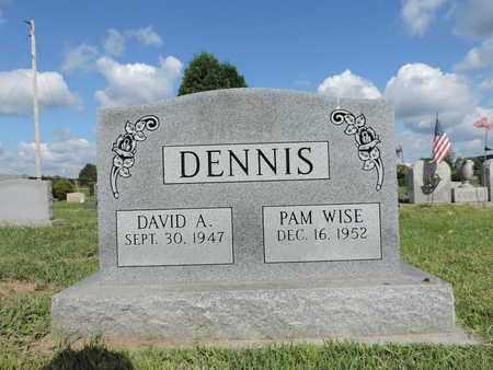 DENNIS, DAVID A. - Ross County, Ohio | DAVID A. DENNIS - Ohio Gravestone Photos