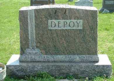 DEPOY, ALICE - Ross County, Ohio   ALICE DEPOY - Ohio Gravestone Photos