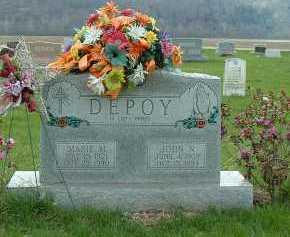 DEPOY, JOHN N. - Ross County, Ohio | JOHN N. DEPOY - Ohio Gravestone Photos