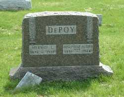 DEPOY, MERWIN L. - Ross County, Ohio | MERWIN L. DEPOY - Ohio Gravestone Photos