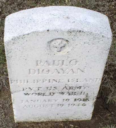 DIOAYAN, PAULO - Ross County, Ohio   PAULO DIOAYAN - Ohio Gravestone Photos