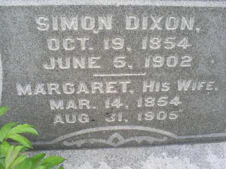 DIXON, MARGARET - Ross County, Ohio | MARGARET DIXON - Ohio Gravestone Photos