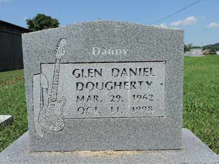 DOUGHERTY, GLEN DANIEL - Ross County, Ohio | GLEN DANIEL DOUGHERTY - Ohio Gravestone Photos
