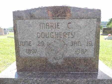 DOUGHERTY, MARIE C. - Ross County, Ohio   MARIE C. DOUGHERTY - Ohio Gravestone Photos
