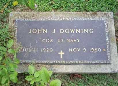 DOWNING, JOHN J. - Ross County, Ohio | JOHN J. DOWNING - Ohio Gravestone Photos