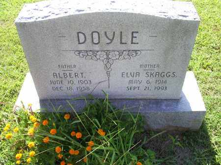 DOYLE, ELVA - Ross County, Ohio | ELVA DOYLE - Ohio Gravestone Photos