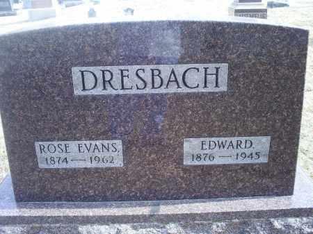 DRESBACH, ROSE - Ross County, Ohio | ROSE DRESBACH - Ohio Gravestone Photos