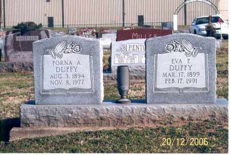 BLACK DUFFY, EVA E. - Ross County, Ohio | EVA E. BLACK DUFFY - Ohio Gravestone Photos