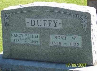 DUFFY, NANCY - Ross County, Ohio | NANCY DUFFY - Ohio Gravestone Photos