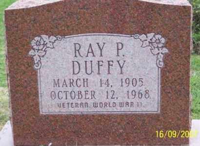DUFFY, RAY P. - Ross County, Ohio | RAY P. DUFFY - Ohio Gravestone Photos