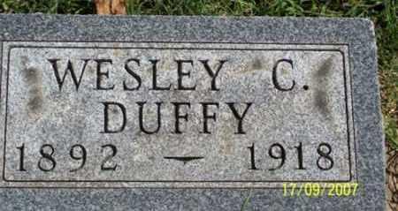 DUFFY, WESLEY C. - Ross County, Ohio | WESLEY C. DUFFY - Ohio Gravestone Photos