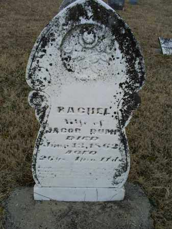 DUMP, RACHEL - Ross County, Ohio | RACHEL DUMP - Ohio Gravestone Photos