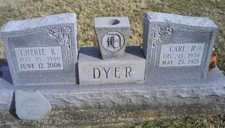 DYER, CHERIE K. - Ross County, Ohio | CHERIE K. DYER - Ohio Gravestone Photos