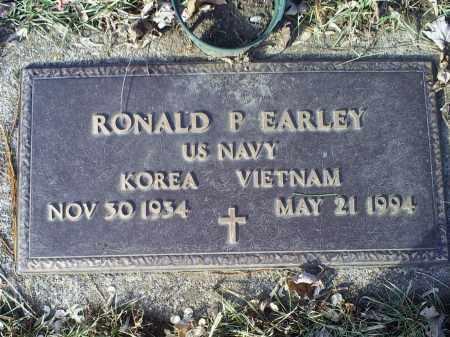 EARLEY, RONALD P. - Ross County, Ohio | RONALD P. EARLEY - Ohio Gravestone Photos