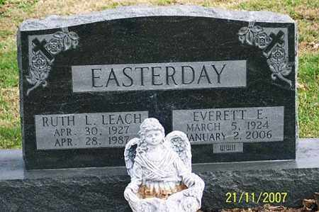 EASTERDAY, RUTH L. - Ross County, Ohio | RUTH L. EASTERDAY - Ohio Gravestone Photos