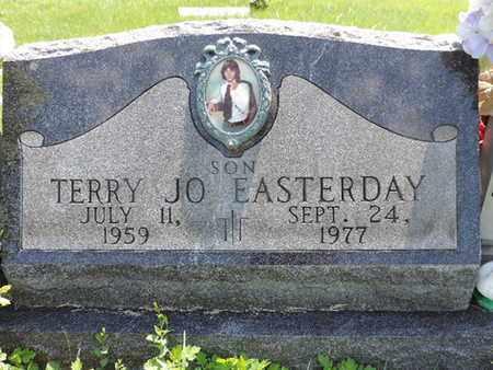 EASTERDAY, TERRY JO - Ross County, Ohio | TERRY JO EASTERDAY - Ohio Gravestone Photos